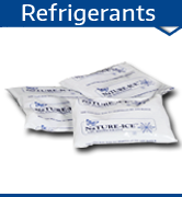 Refrigerants and Gel Packs - Nature Ice