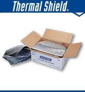 Bubble mailers and bubble box liners - Thermal Shield